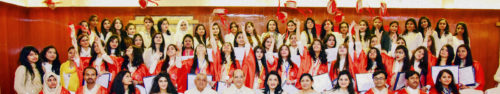 Convocation Ceremonies in AIFT Lucknow | Fashion Designing Institute